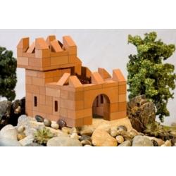 Constructor-blocks Fortress (119 items)