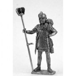 Знаменосец когорты охраны трибуна. Конец 1 века