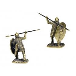 Бактриец Тенагон (Tenagon) с копьём (479BC 205)