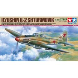 Ilyushin IL-2 Shturmovik. USSR, WWII. 1/48 (61113)