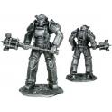 T-45 силовая броня. Воин из игры Fallout 4 (Gm-02)