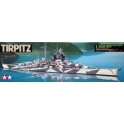 German Battleship Tirpitz (78015)