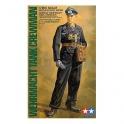 1/16 Wehrmacht Tank Crewman WWII (36301)