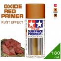 Грунтовка-спрей аэрозольная Oxide Red для пластика и металла 180 мл (87160)