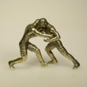 "Composition ""Wrestlers"" (10279)"