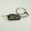 "Keychain ""self-propelled artillery ISU-152 (1: 180)"" (96415)"