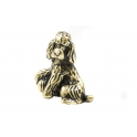 CATS AND DOGS, brass (CND-03)