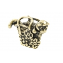 CATS AND DOGS, brass (CND-08)
