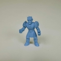 CYBER PLANET, Villains: King of the Night (blue plastic)