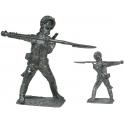 Рядовой сводного гренадерского полка, 1780-90 гг. (PTS-5249)
