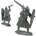 Норманнский рыцарь, XI век (PTS-5001B)