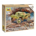 "WWII Британский бронеавтомобиль Даймлер Мк-1 ""Динго"" (6229)"