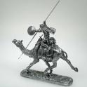 Араб-пальмирский солдат на верблюде с копьём (19.01b)