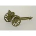 Пушка полковая - 3 дм -трехдюймовка 1927 г. (М 1:43)