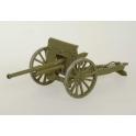 """Пушка 3-дм (76.2 мм) """"Трехдюймовка"""" 1902-37 г.г. (М 1:43)"""