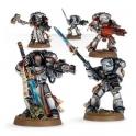 Grey Knights Purifer Squard (Очистители Серых Рыцарей) 57-07