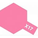 X-17 Pink (Розовая) краска эмалевая глянцевая 10 мл