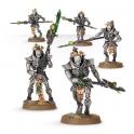 Necron Lychguard/ Triarch Praetorians (Гвардия Личей/Преторианцы Триарха) 49-07