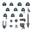 Dark Angels Upgrade Pack (Дополнительный Набор: Темные Ангелы) 44-80