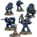 Space Marine Devastators Squad (Отряд Опустошителей Космодесанта) 48-15