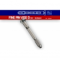 Fine Pin Vise D-ручка-зажим для сверел  0,1-3,2мм (74050)