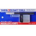 Дизайнерский нож с 25 доп.лезвиями (74040)