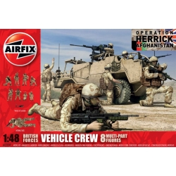British Forces Vehicle Crew 1:48