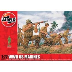 WW2 Американская морская пехота 1:72
