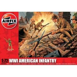 WW1 Американская пехота 1:72