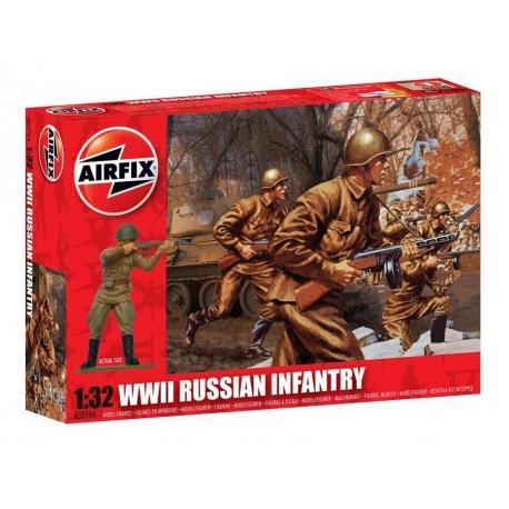 Советская пехота 1:32