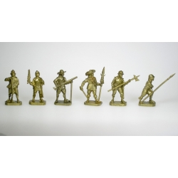 Армия Швеции, XVII век