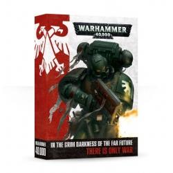 """Книга Правил """"Вархаммер 40000 (Warhammer 40000 Rulebook)""""(7-ая редакция)"""