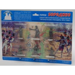 Borodino. French grenadiers number 2 (01202)