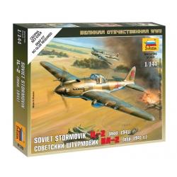 "WW2 Советский самолет ""ИЛ-2"""