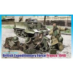 WW2 Британские экспедиционные силы