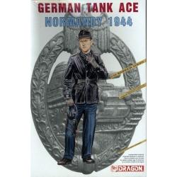 WW2 German tank Ace Normandy 1944/45