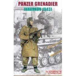 WW2 German Panzergrenadier, Kharkov 1943