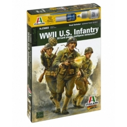 WW2 Американская пехота