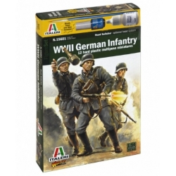 WW2 Немецкая пехота