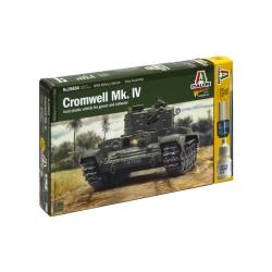 WW2 Танк Кромвель Mk.IV 1944