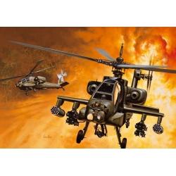Вертолет AH - 64 APACHE