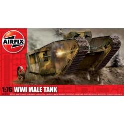 WWI Male Tank