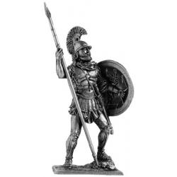 Афинский гоплит, 4 н.э.