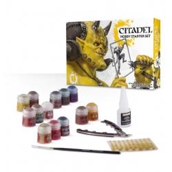 Начальный хобби-набор Цитадель(Citadel Hobby Starter Set)