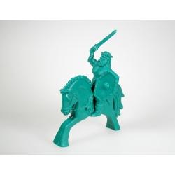 Всадник галл (зеленый)