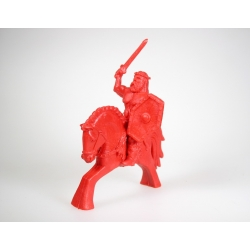 Всадник галл (красный)