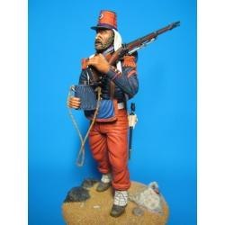 Гренадёр Иностранного Легиона Франции, Алжир, 1846 г.