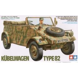 1/35 Немецкий военный автомобиль Кубельваген Type-82 WWII