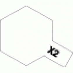 X-1 White (Белая) краска эмалевая глянцевая  10м