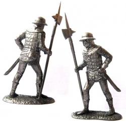 Английский пехотинец, 15 век